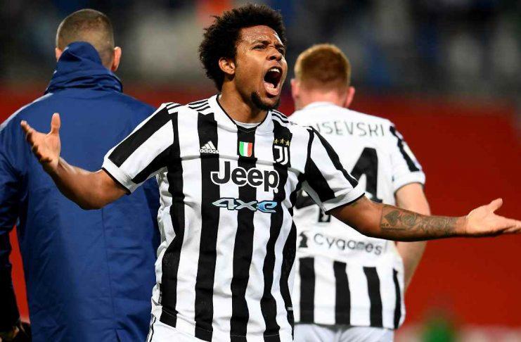 McKennie Juventus Neves