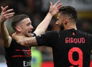 Milan Torino Giroud