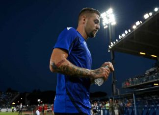 Lazio Inter Juventus Tsimikas Milinkovic-Savic Livepool