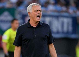 Roma Napoli Mourinho