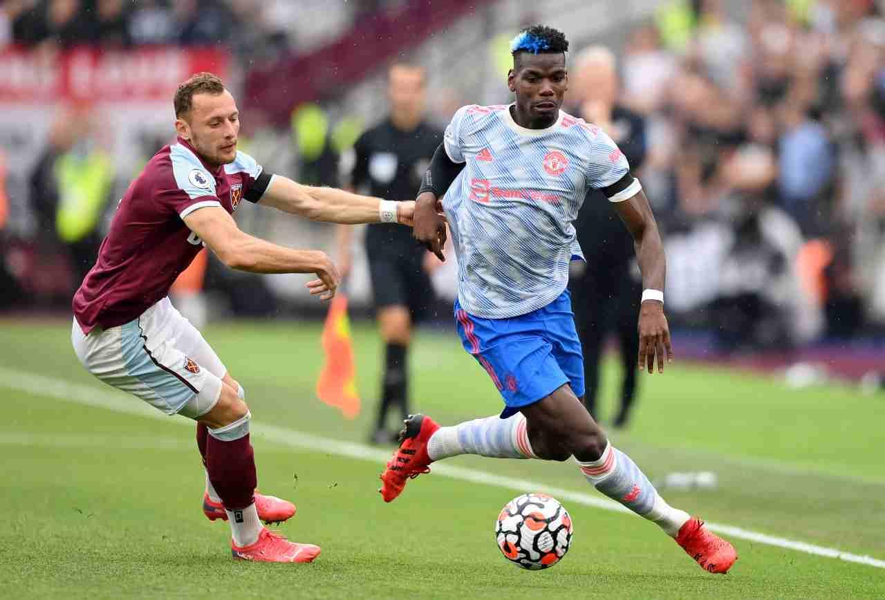 Calciomercato Juventus, Pogba e il piano dei bianconeri