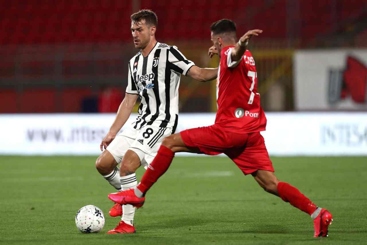 Ramsey conteso da Inter e Milan sul calciomercato