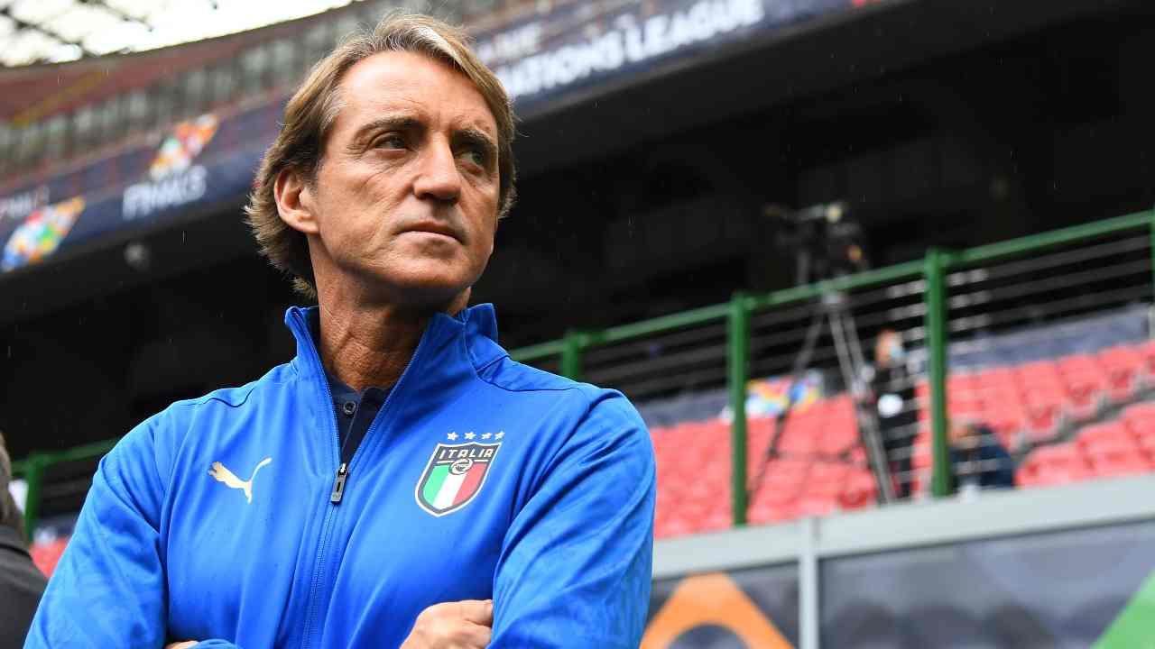 Italia Spagna Mancini