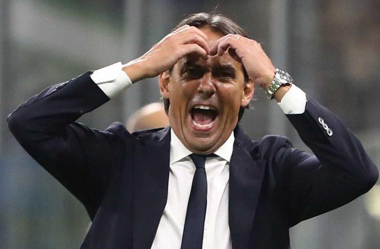 Inter convocati Champions League