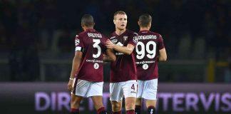 Torino- Genoa 3-2