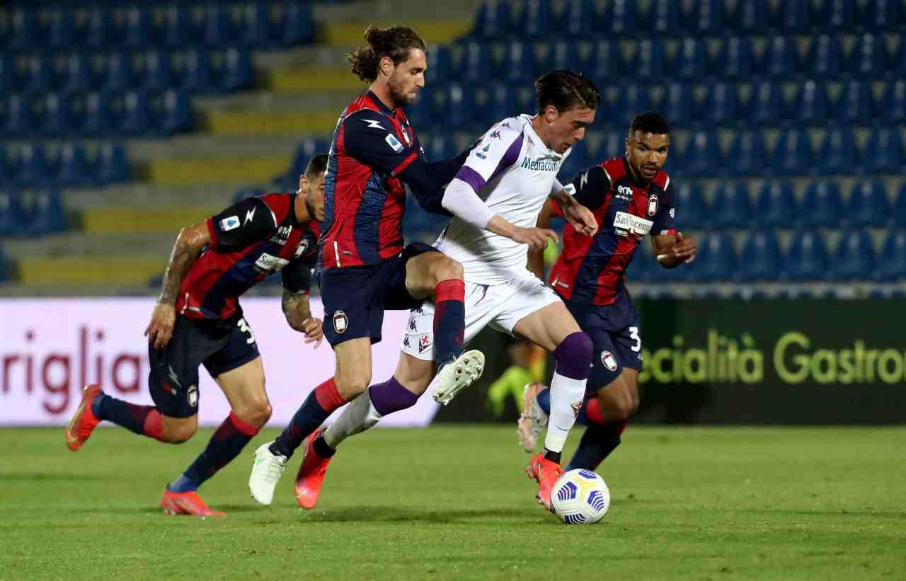 Sorpasso immediato alla Juventus per Vlahovic: tripla contropartita